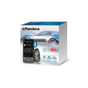 Автомобільна сигналізація Pandora DX 91 LoRa v.3