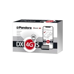 Автомобільна сигналізація Pandora DX 4GS