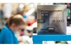Pandora UX-5300 для важкого транспорту