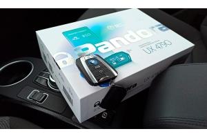 Pandora UX 4790 – нова 4G-сигналізація